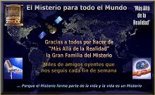 MÁS ALLÁ DE LA REALIDAD  (ESPAÑA)