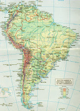 Hardiness Zones South America