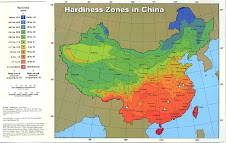 Hardiness Zones China