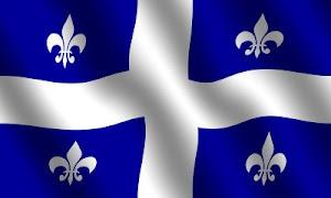 Bandeira da província de Québec