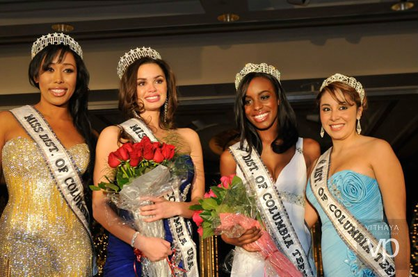 Miss District of Columbia USA 2011 and Miss District of Columbia Teen USA ...