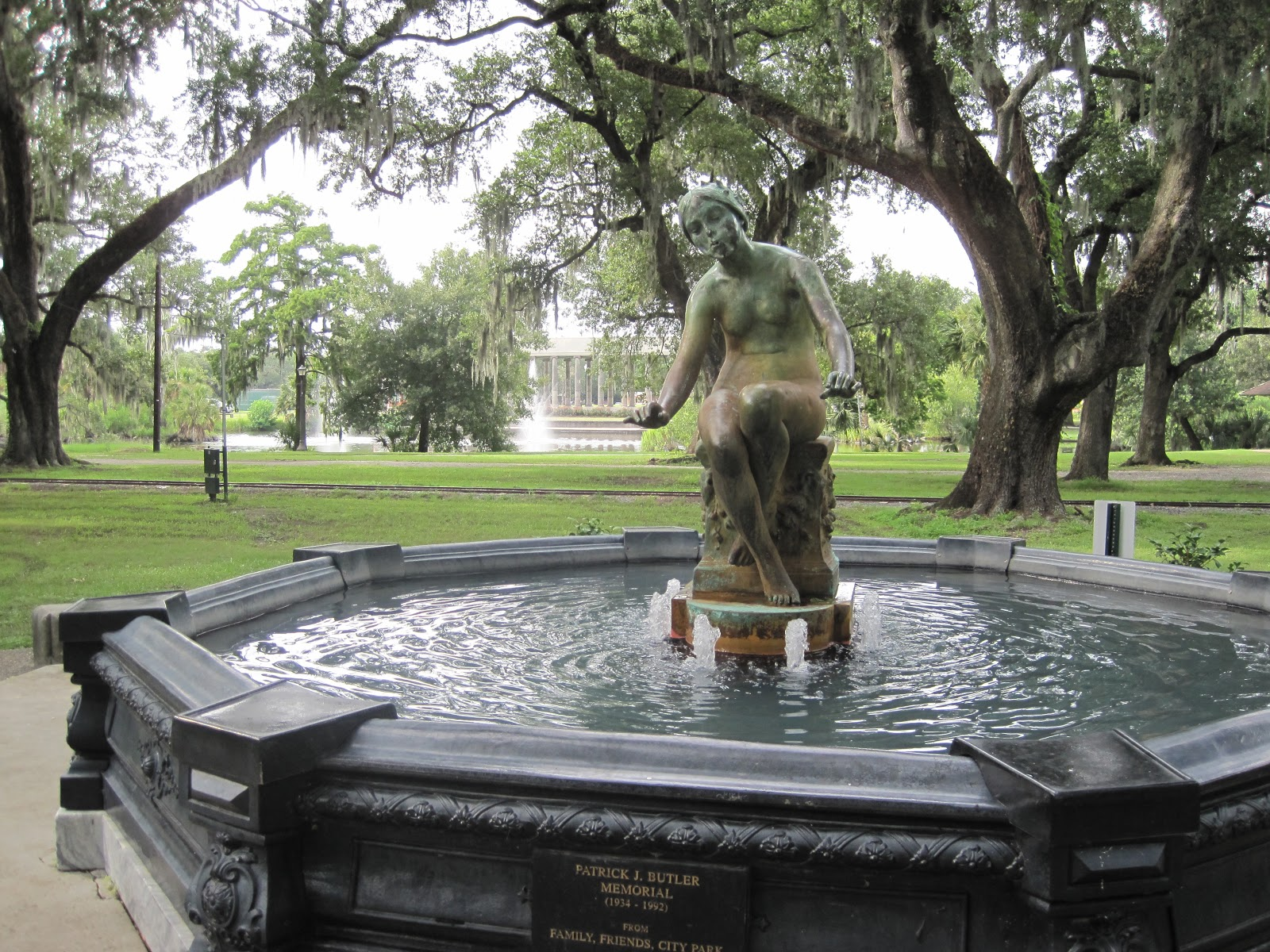 City Park (New Orleans, USA) | The Hungry Nomad Beauregard S