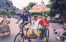 "TRISHAW FOR TOURIST ""Abang Beca"""