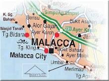 MAP OF KIDEYS MELAKA
