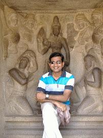 At mahabalipuram
