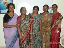 IV english medium team with kalai and chitra
