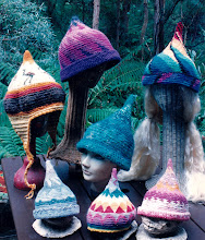 Some early hats circa1989