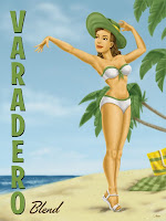 Danny Moore Illustration Varadero Blend