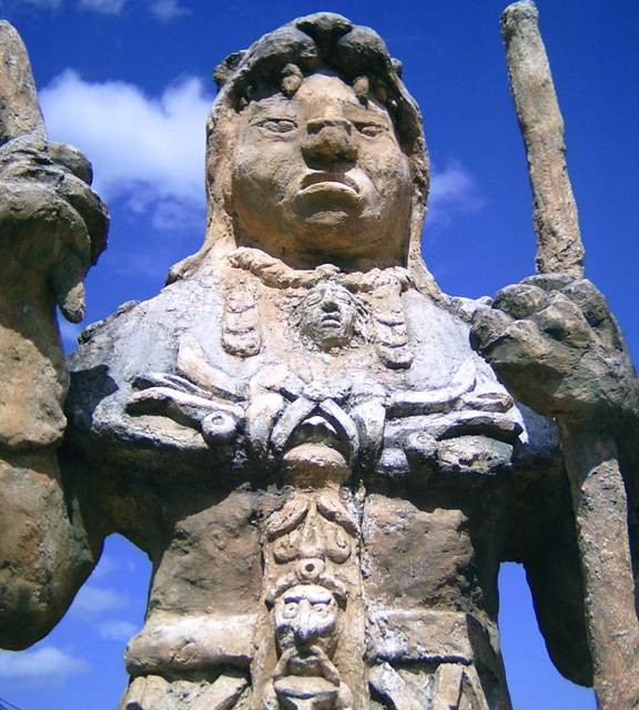 the religion and military of the mayan empire Because research interest in postclassic maya history is burgeoning, it is  in  the sense that an entire 'army' or group would yield to another.