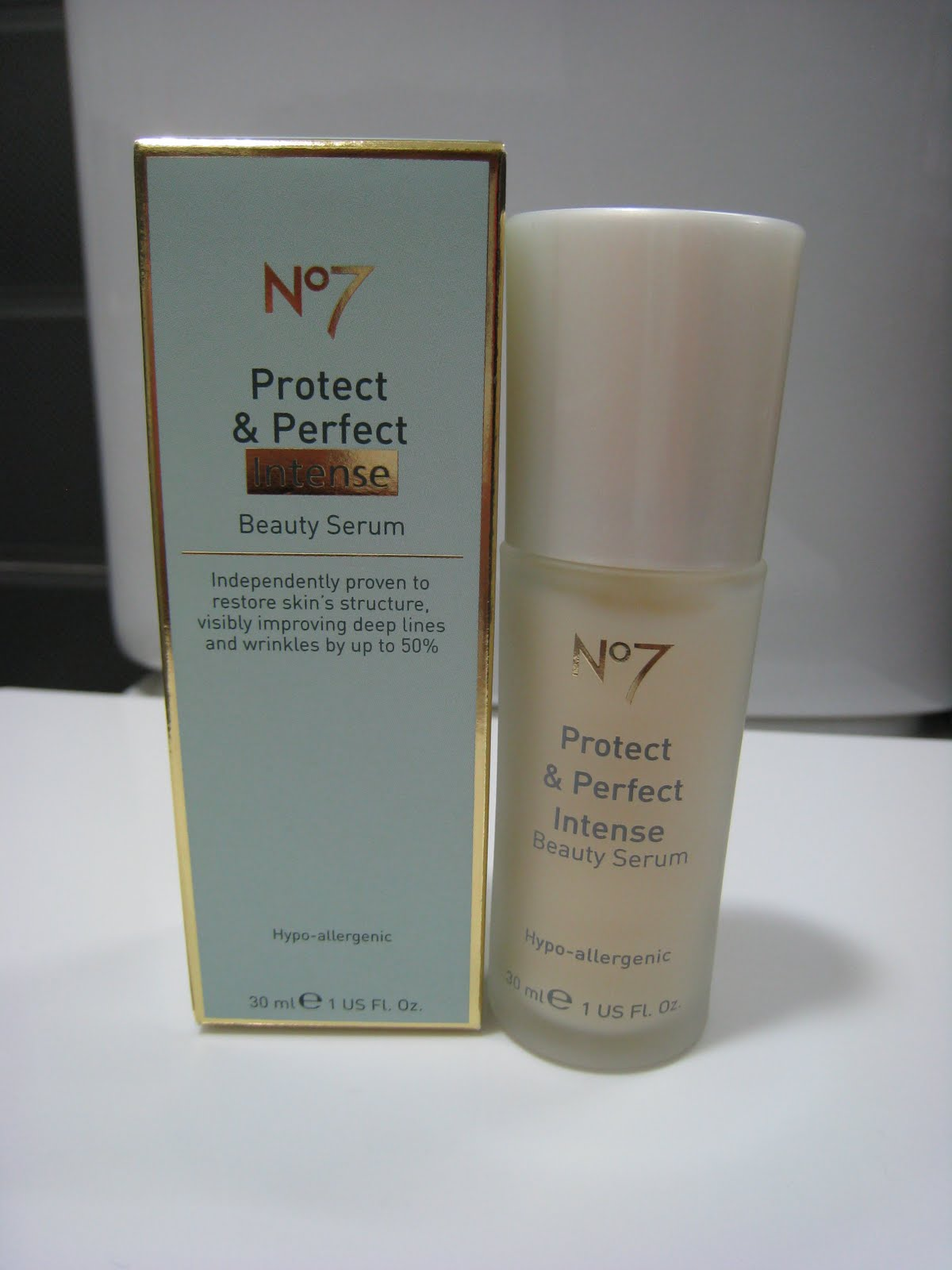 No 7 intense serum