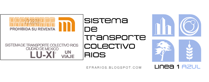 Sistema de Transporte Colectivo Ríos