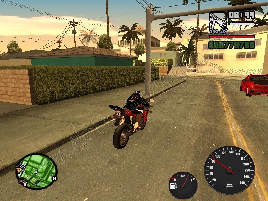 Download GTA San Andreas REAL CARS