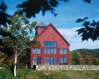 Barn Style Home Barn style timber frame homes have become increasingly popular