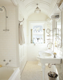 White Bathroom Ideas bathrooms, decorating, renovations, white