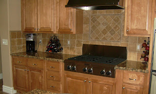 Kitchen Backsplash Ideas Pictures Tumbled Stone Kitchen Backsplash