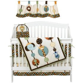 crib sets Baby bedding have to prepared because it's a place