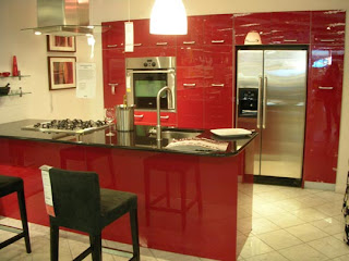 Red Kitchen Paint Choosing Kitchen Paint Colors