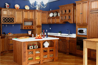 Maple Kitchen Cabinetry Coffee Glazing Maple Kitchen Cabinet