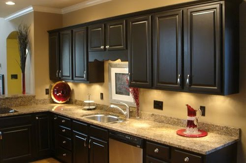 Paint Kitchen Cabinets Update your kitchen with the simplicity of a paint brush