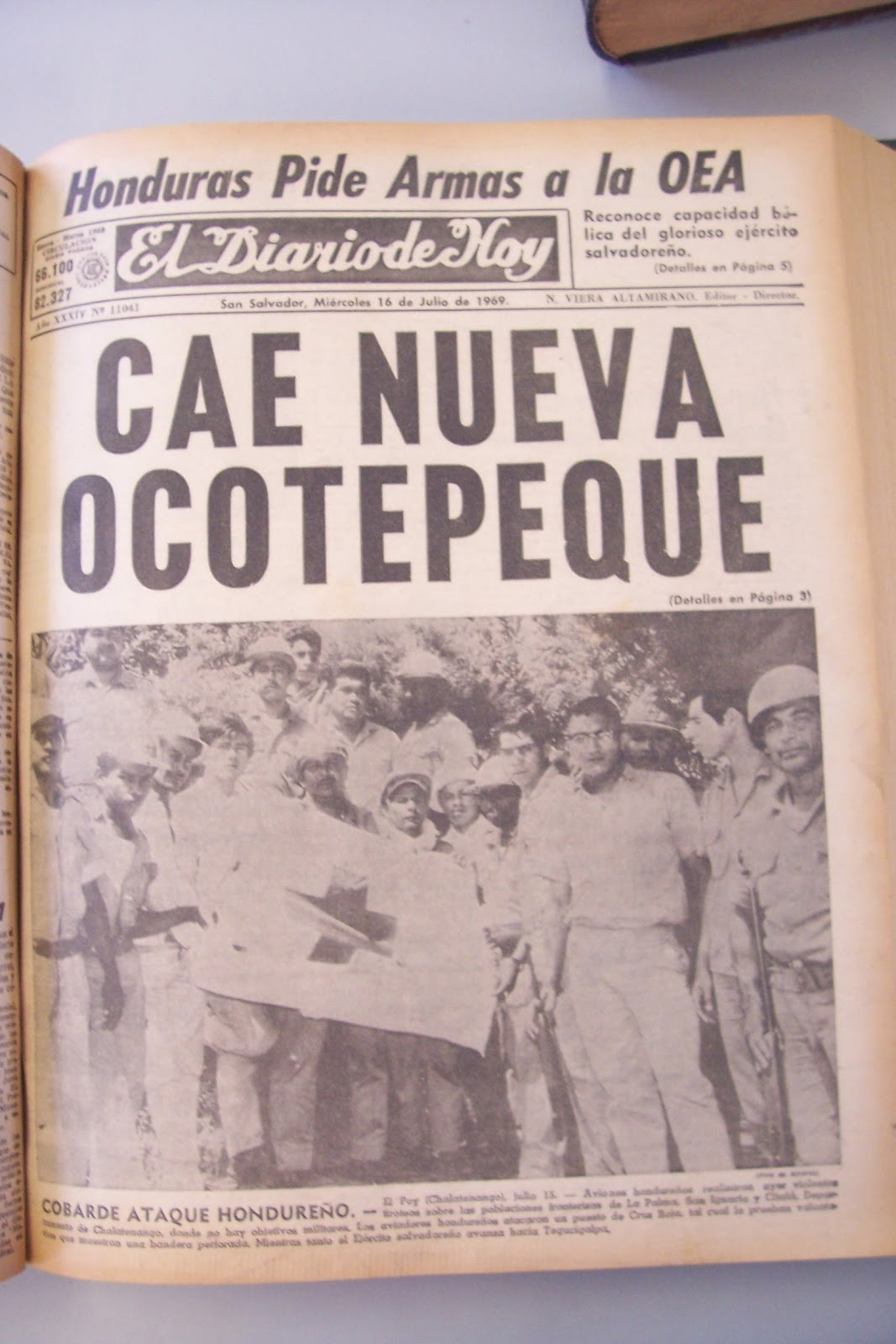 historia periodico salvador: