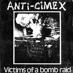 Finnish punk? Anti+Cimex
