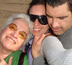 Mi hermana, mi madre y yo