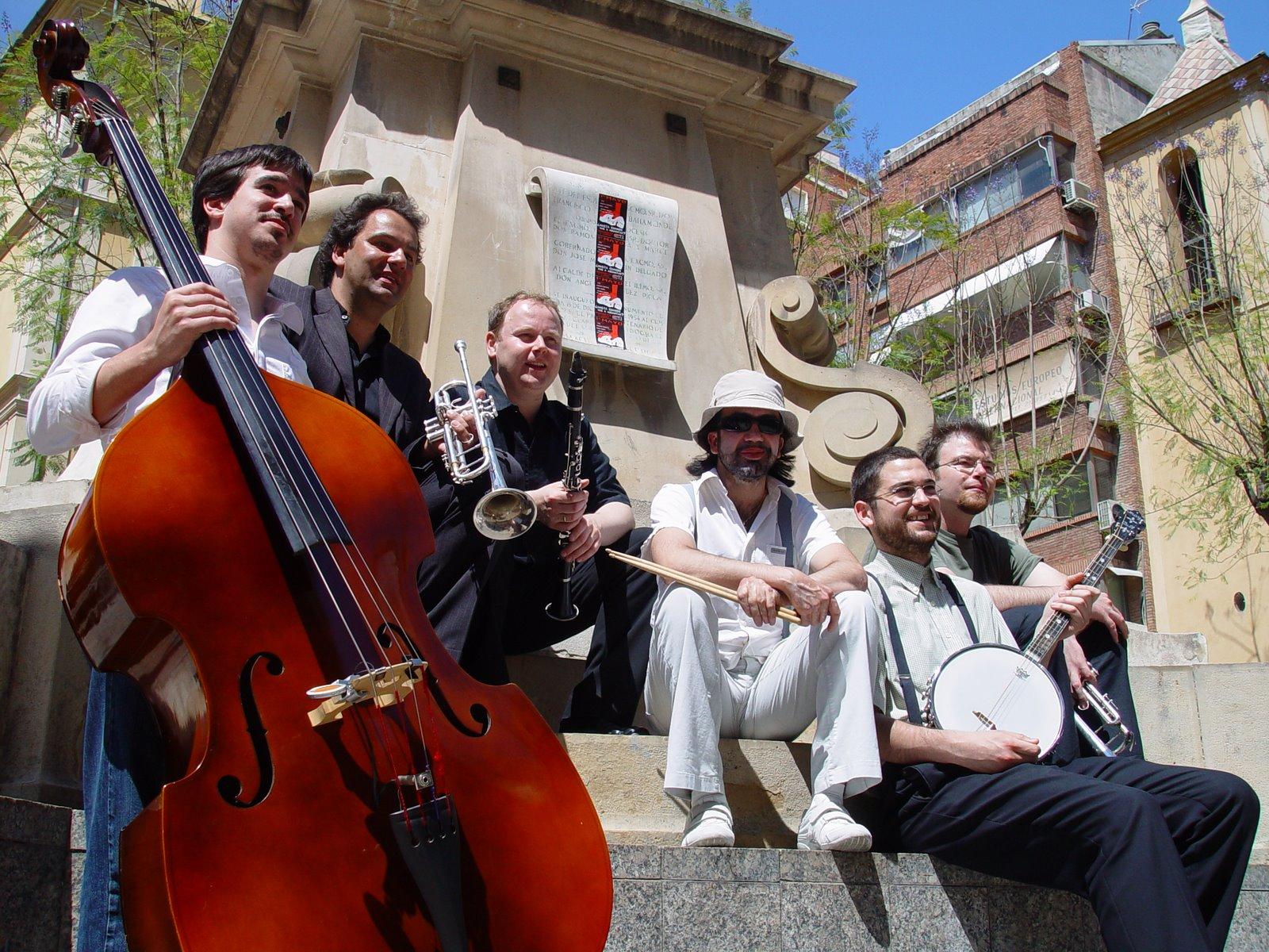 Los Hot5 en el Festival internacional de Jazz de Murcia 2007