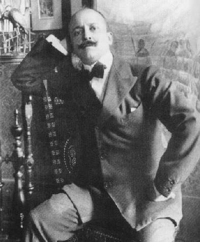 Filippo Tomaso Marinetti