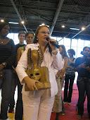 Zoé VALDES, lauréate en 2008