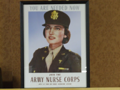 Women in the Military Poster