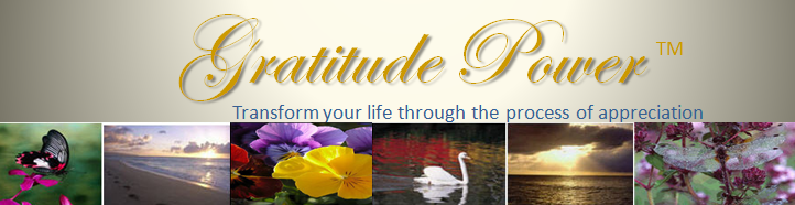 Gratitude Power