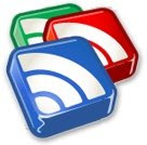 Google Reader on your Google Desktop!