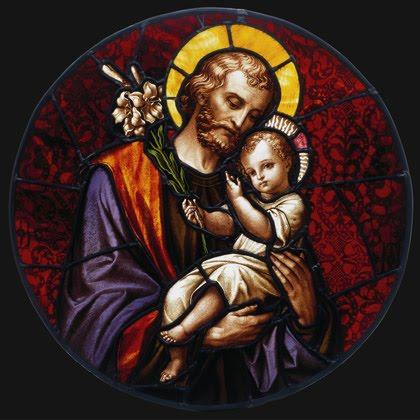 Loving Saint Joseph