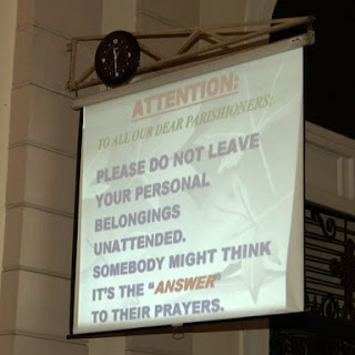 Funny signs and warnings in the Philippines ~ Extremely weird stuff