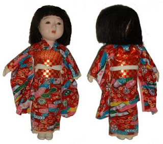 Okiku Doll [Boneka yang rambutnya bisa tumbuh sendiri] Dolljapanese11