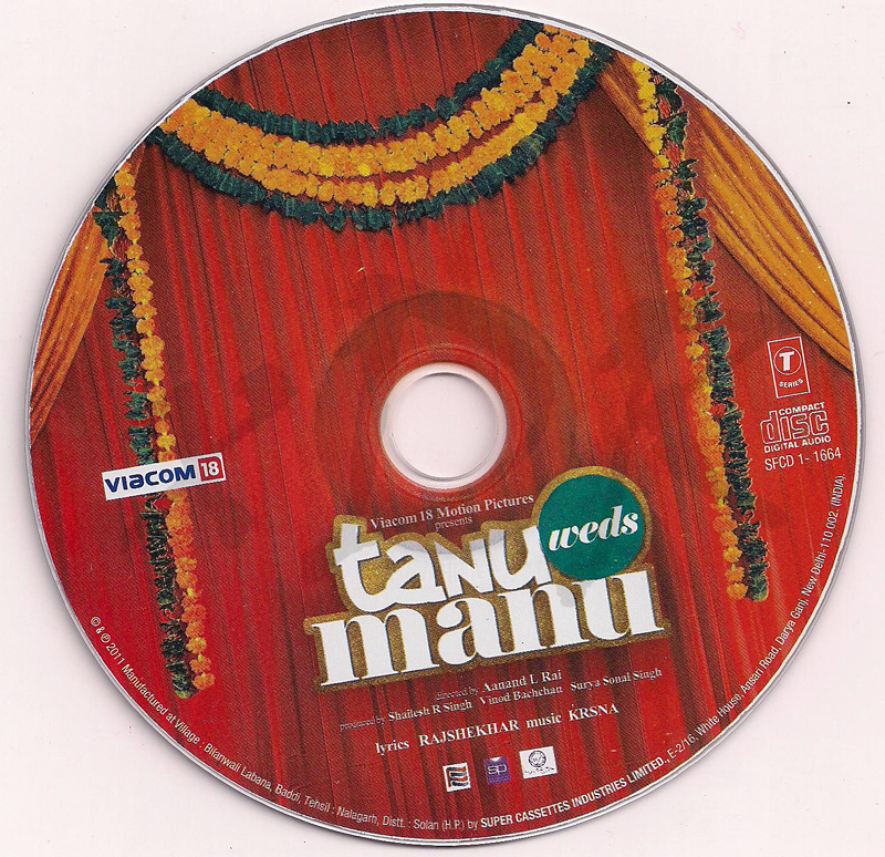 download junktion tanu weds manu 2011 mp3 320 192