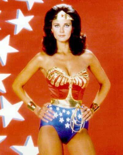 nua Wonder woman
