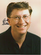 Bill GatesMicrosoft. Mr. Gates sent me this autographed photo after I .