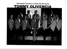 Poster De Tommy Olivencia