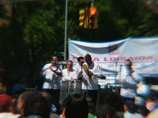 Orquesta Broadway At Concert:Boricuan Parade