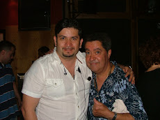 With The Master Timbalero Nikky Marrero