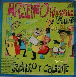 Arsenio Rodriguez  Y Su Conjunto:Sabroso Y Caliente