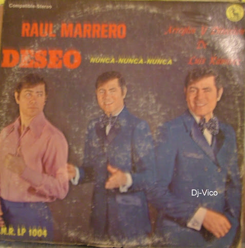 Raul Marrero:Deseo Nunca