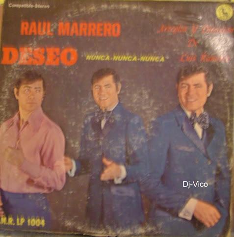 Raul Marrero:Deseo Nunca