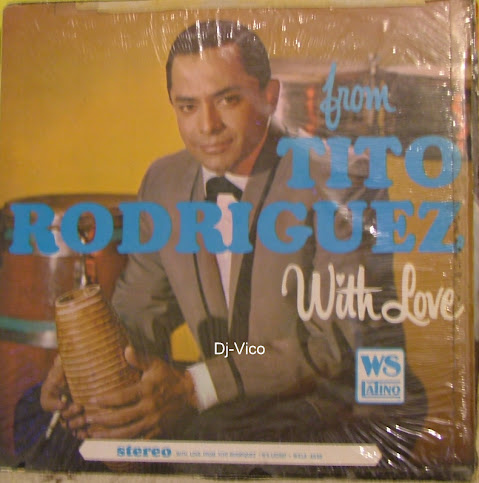 Tito Rodriguez:With Love