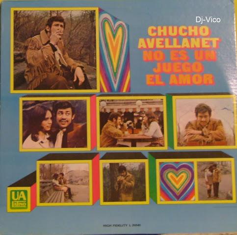 Chucho Avellanet :No Es Un  Juego El Amor