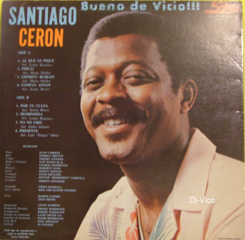 Santiago Ceron:Bueno De Vicio