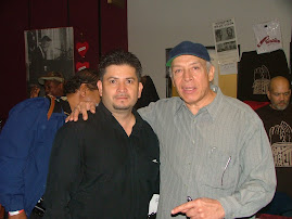 With Tony Rojas