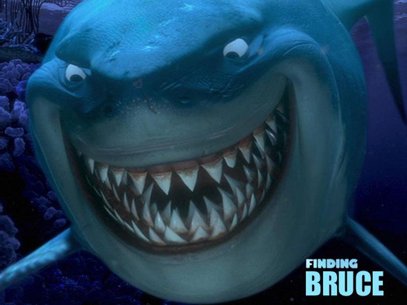 Large sharks Best Cartoon