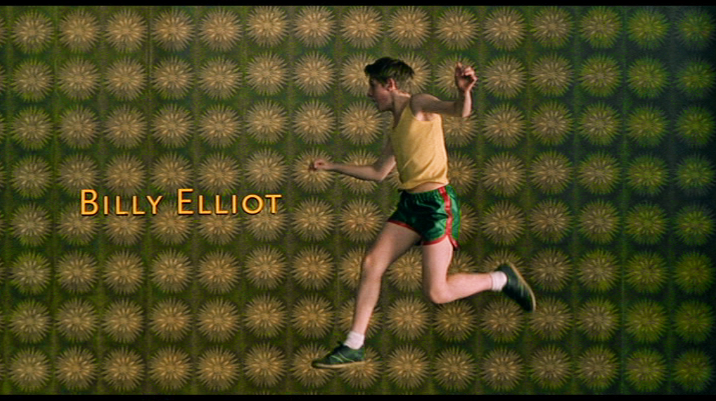billy elliot opening sequence essay first scene of billy in his bedroom dancing to music, billy elliot opening scenes  essay: in the film 'billy elliot' directed by stephen daldry, one important setting.